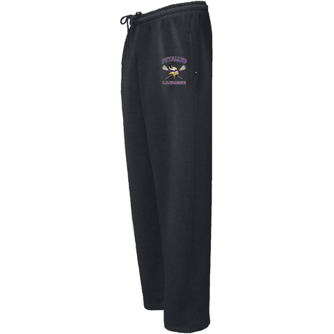Puyallup Lacrosse Black Sweatpants