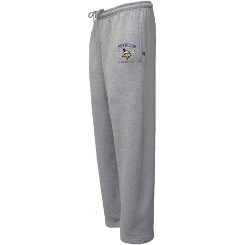 Puyallup Lacrosse Grey Sweatpants