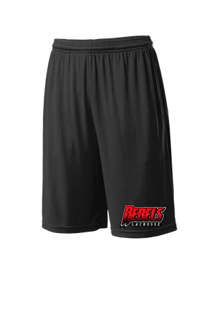 Rebels Lacrosse Shorts