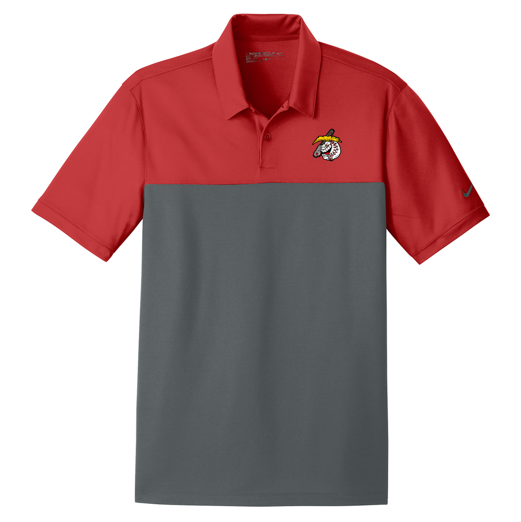 Carolina Slammers Nike Dri-FIT Colorblock Polo
