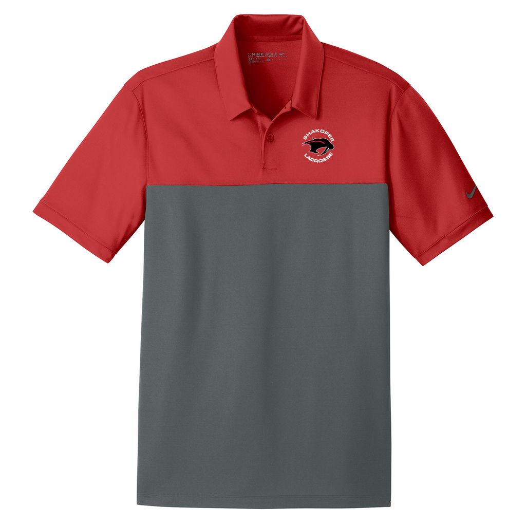 Shakopee Lacrosse Nike Dri-FIT Colorblock Polo