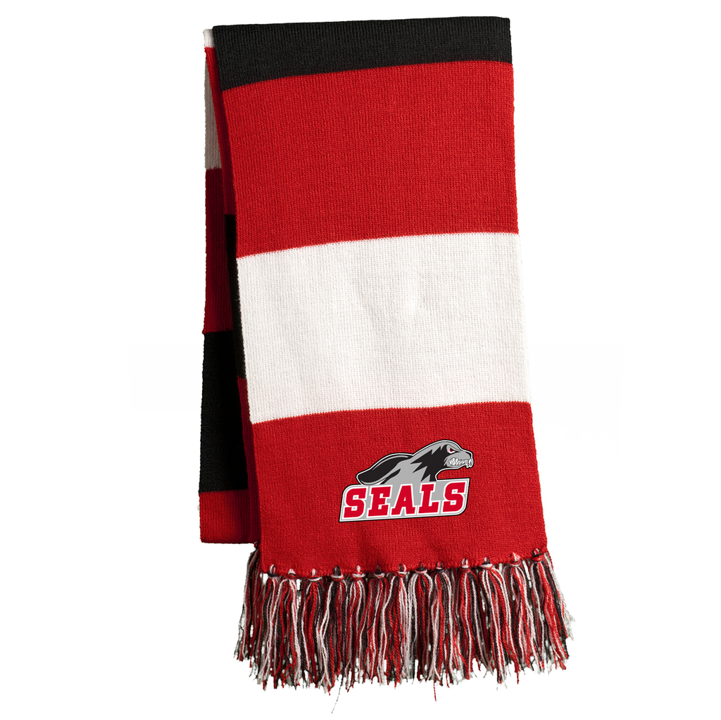 East Longmeadow Lacrosse Team Scarf