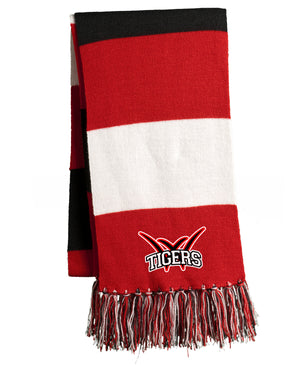 Willard Tigers Baseball Team Scarf