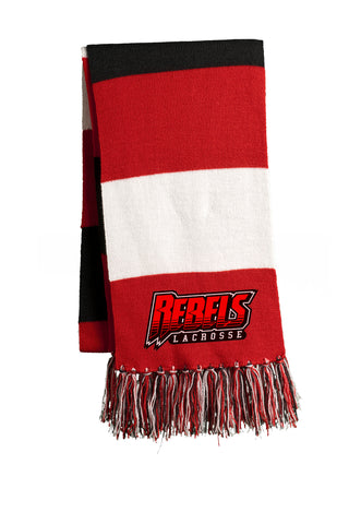 Rebels Lacrosse Team Scarf