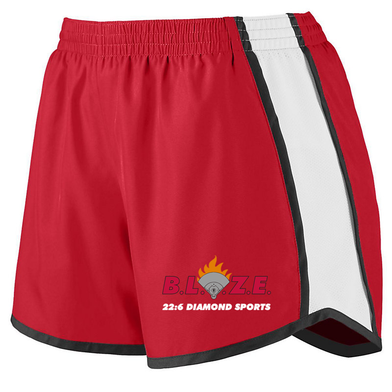 BLAZE 22:6 Diamond Sports Women's Pulse Shorts