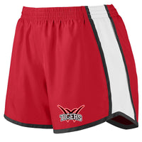 Willard Tigers Baseball Women's Pulse Shorts
