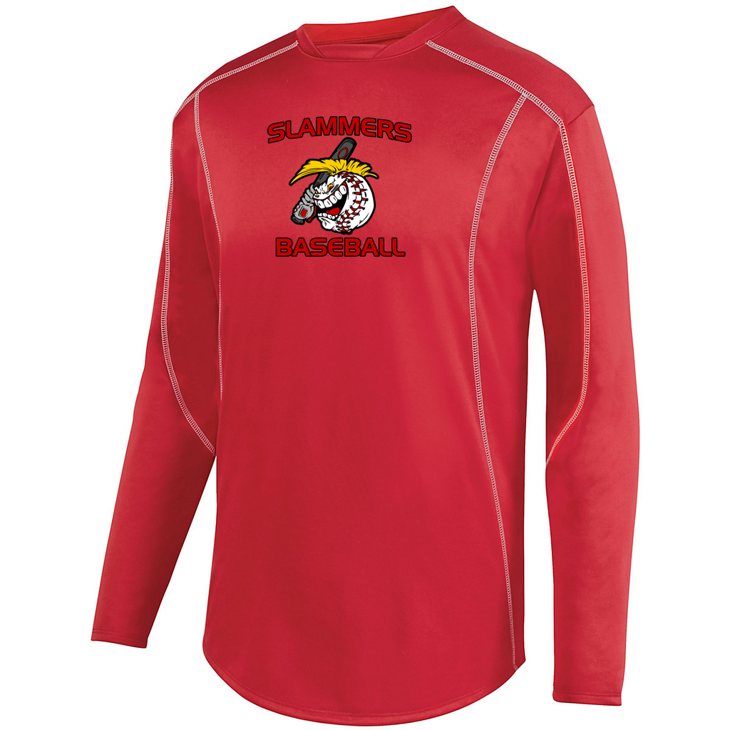 Carolina Slammers Warmup Pullover
