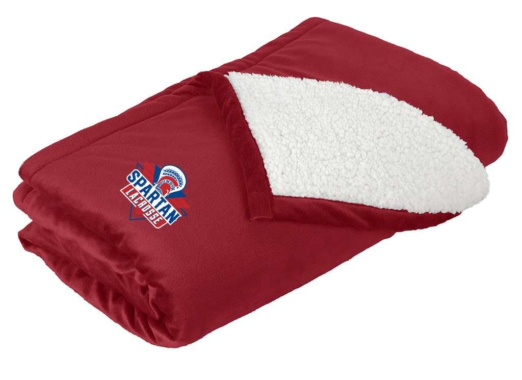 Bixby Youth Lacrosse Blanket