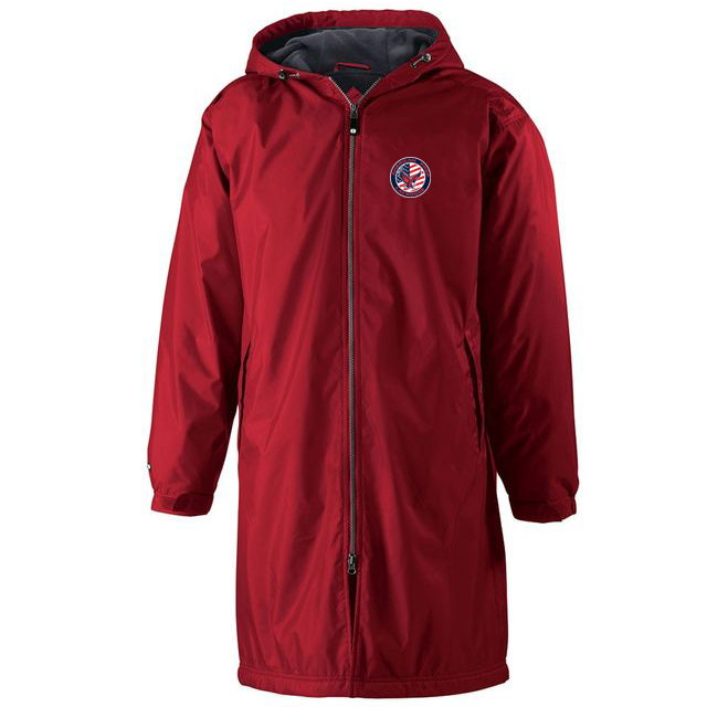 APA Lacrosse Holloway Conquest Jacket