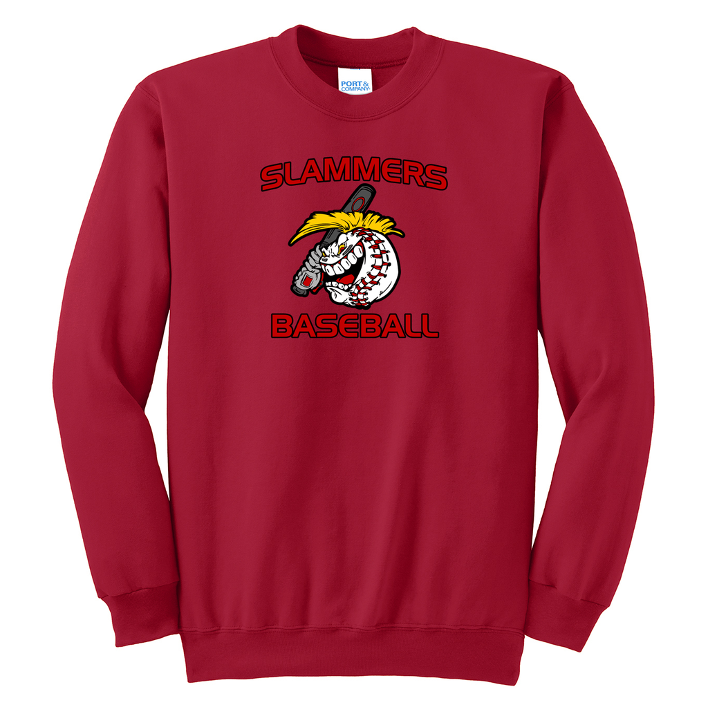 Carolina Slammers Crew Neck Sweater