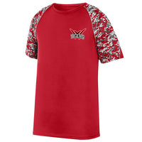 Willard Tigers Baseball Digi-Camo Performance T-Shirt