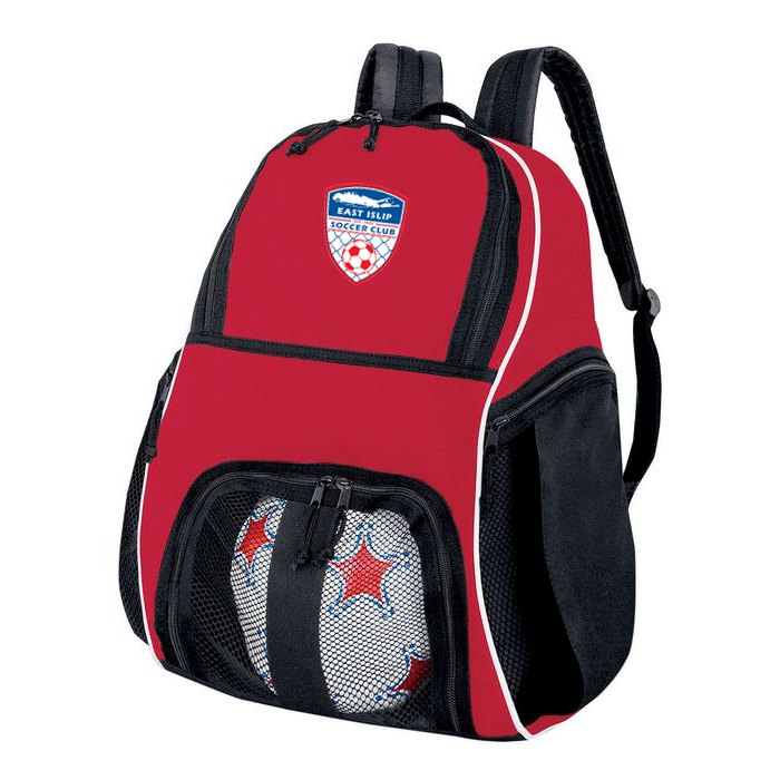 East Islip Soccer Club Backpack