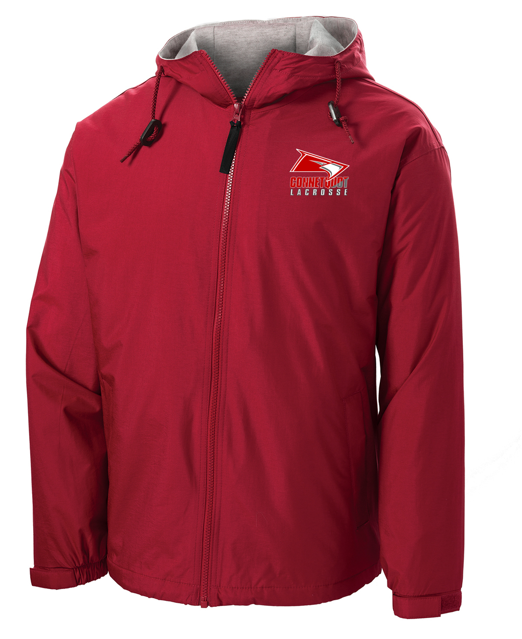 Connetquot Lacrosse Hooded Jacket