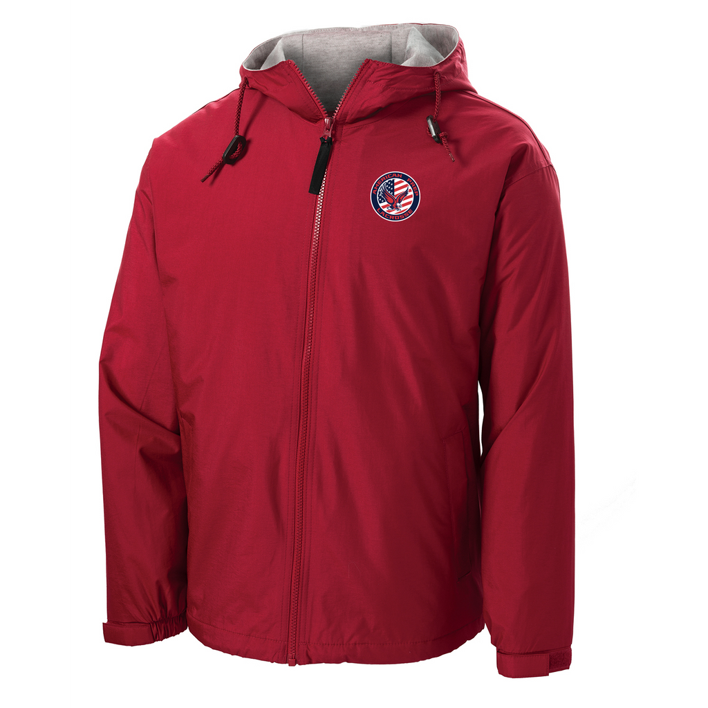 APA Lacrosse Hooded Jacket
