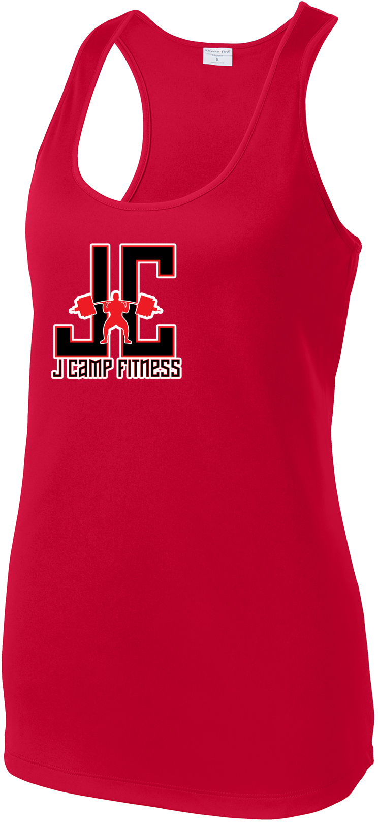 J Camp Fitness Women's Racerback Tank