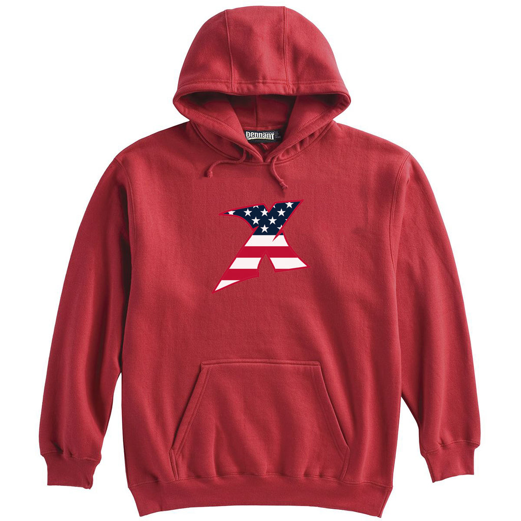 MDX Red Sweatshirt