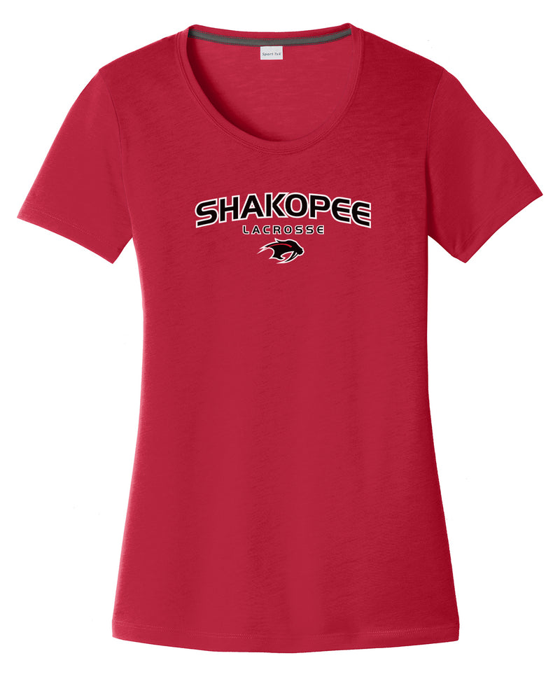 Shakopee Lacrosse Women's CottonTouch Performance T-Shirt