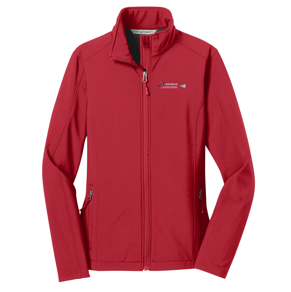 Spires Lacrosse Women's Soft Shell Jacket
