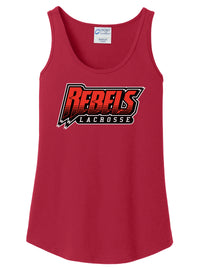 Rebels Lacrosse Women's Tank Top