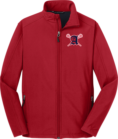 Augusta Patriots Red Soft Shell Jacket
