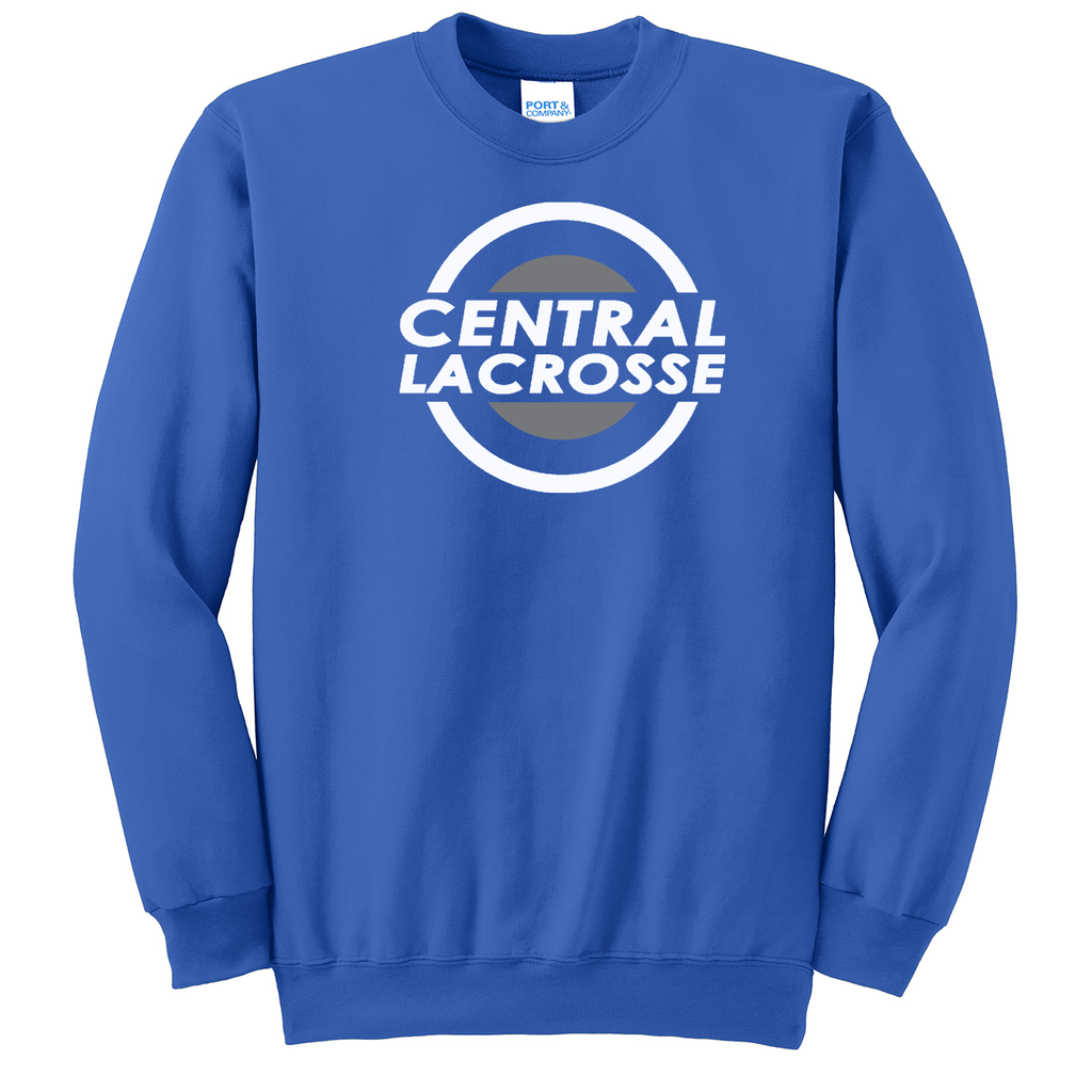 Central Girls Lacrosse Unisex Crew Neck Sweater