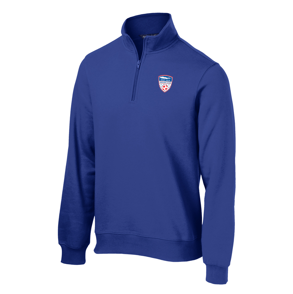 East Islip Soccer Club 1/4 Zip Fleece