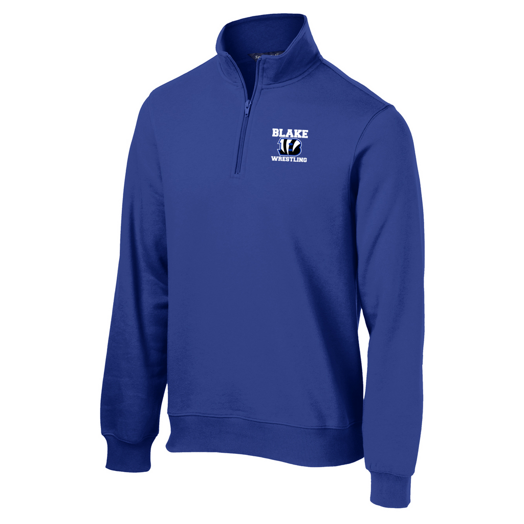 Blake Wrestling 1/4 Zip Fleece