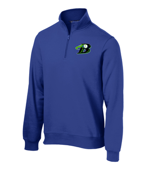 Michigan Blast Elite Baseball 1/4 Zip Fleece