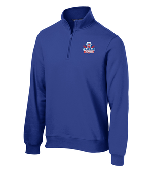 Bixby Youth Lacrosse 1/4 Zip Fleece