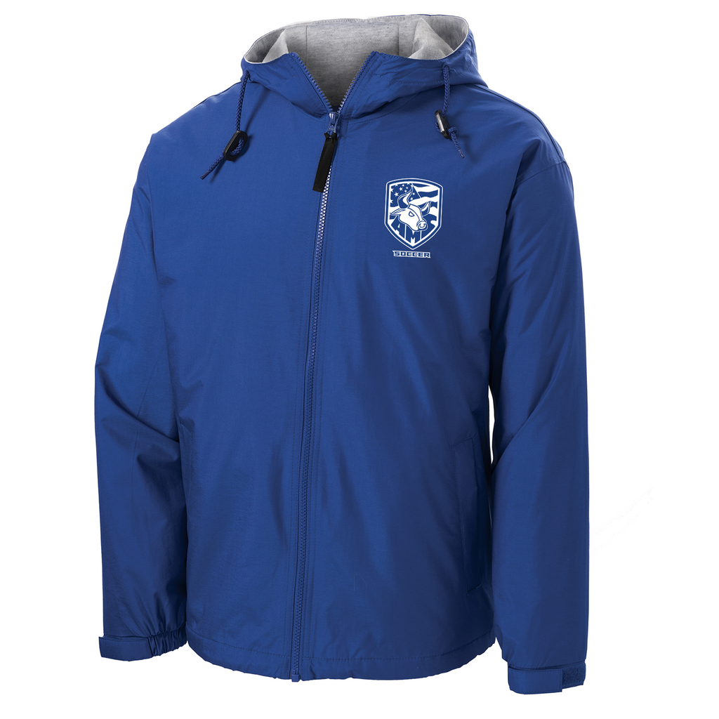 Accompsett Soccer Hooded Jacket