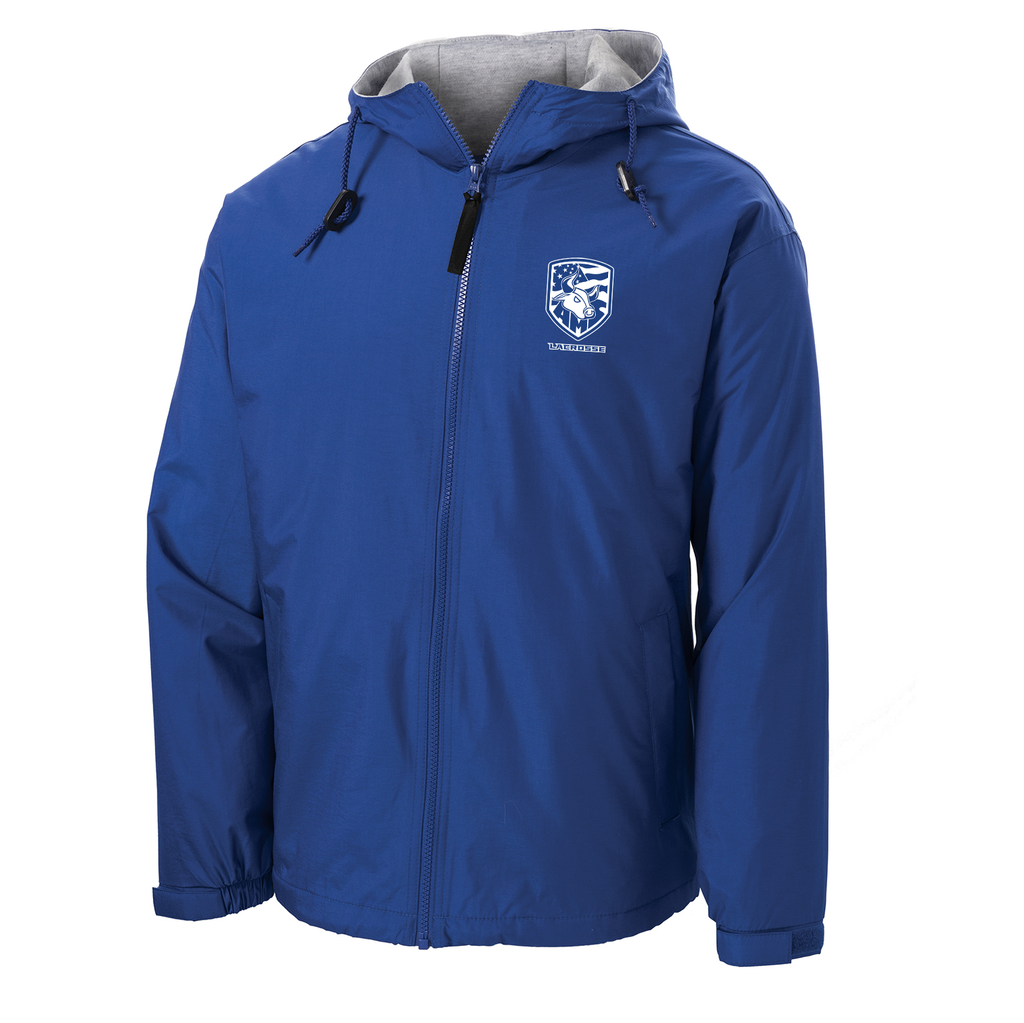 Accompsett Lacrosse Hooded Jacket
