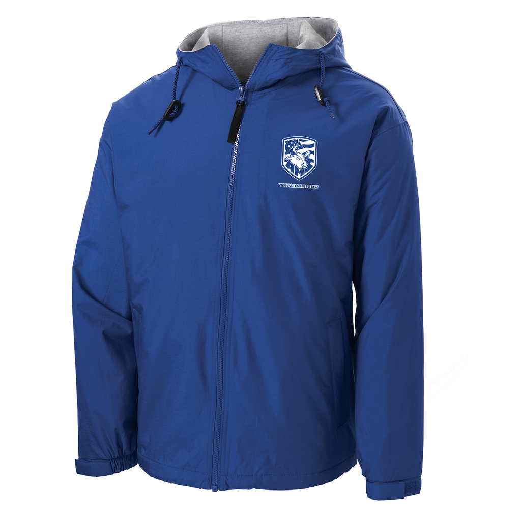 Accompsett T&F Hooded Jacket