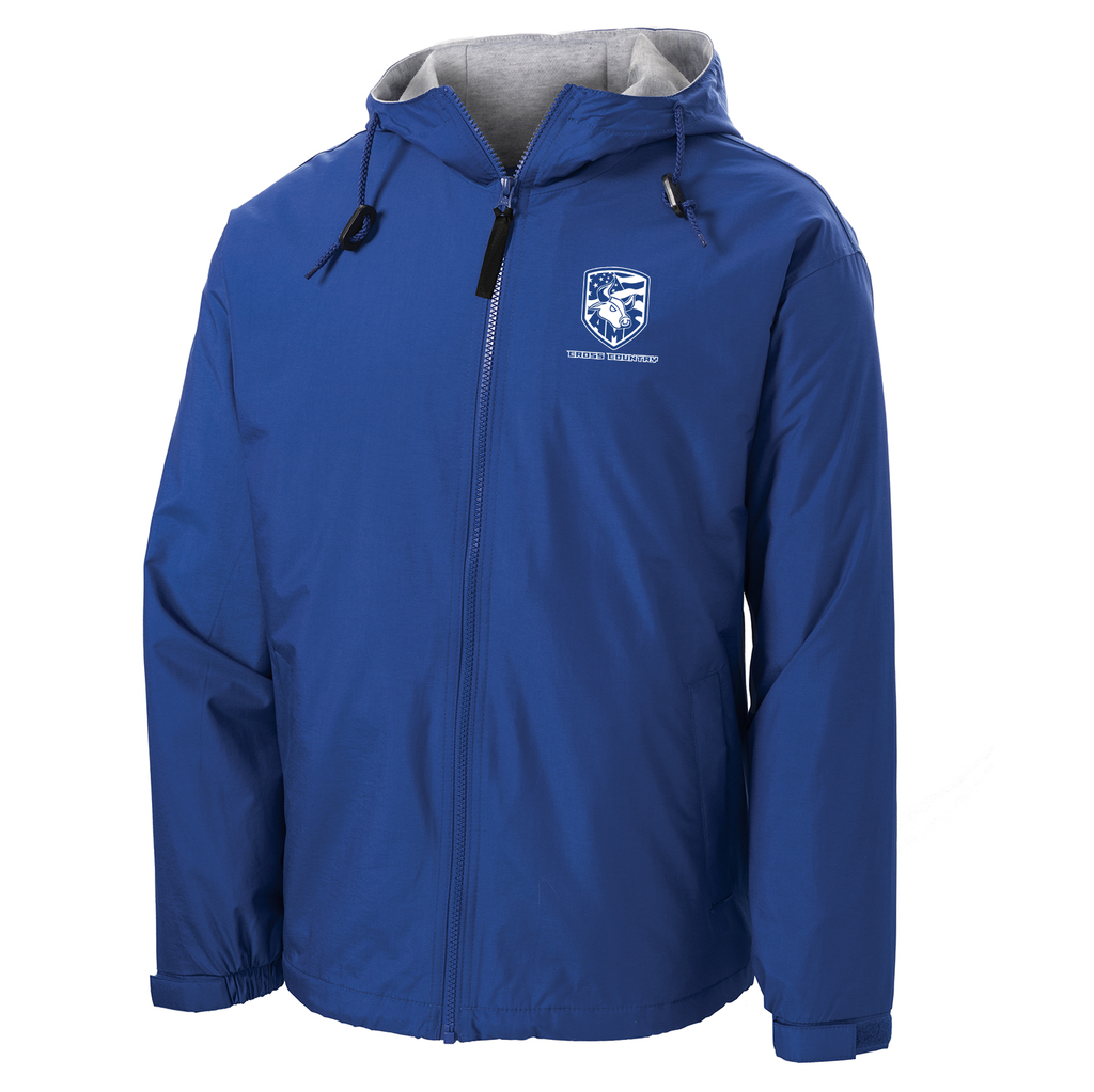 Accompsett Cross Country Hooded Jacket