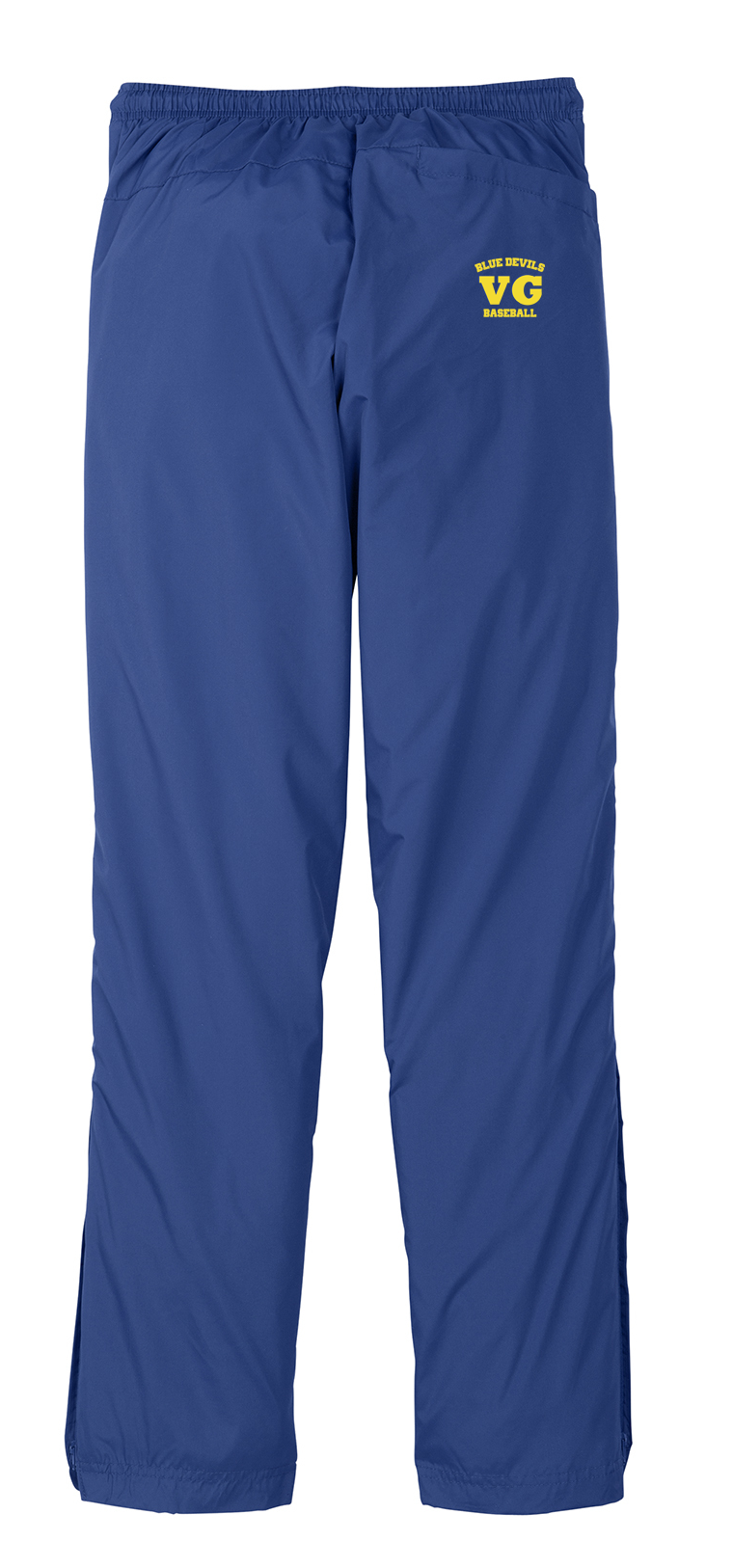 Blue Devils Baseball Rain/Wind Pants