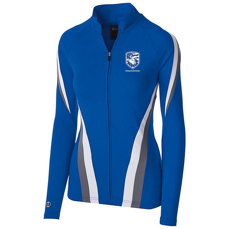 Accompsett  Gymnastics Warm Up Jacket