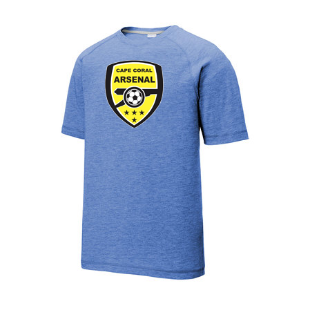 Cape Coral Arsenal Raglan CottonTouch Tee