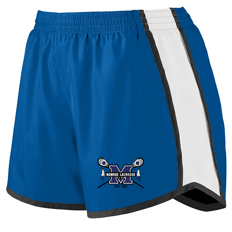 Monroe Braves Women's Pulse Shorts