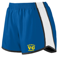 Blue Devils Baseball Women's Pulse Shorts