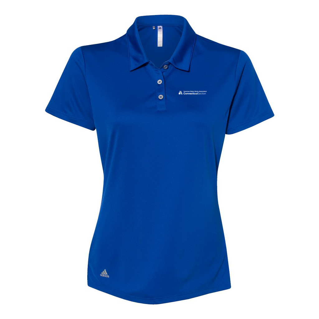 AWWA Connecticut Section Adidas Women's Polo