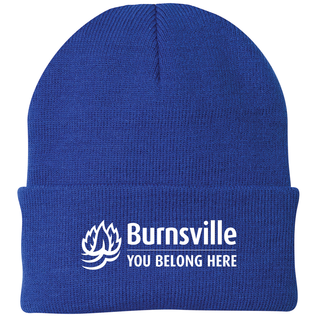 City of Burnsville  Knit Beanie