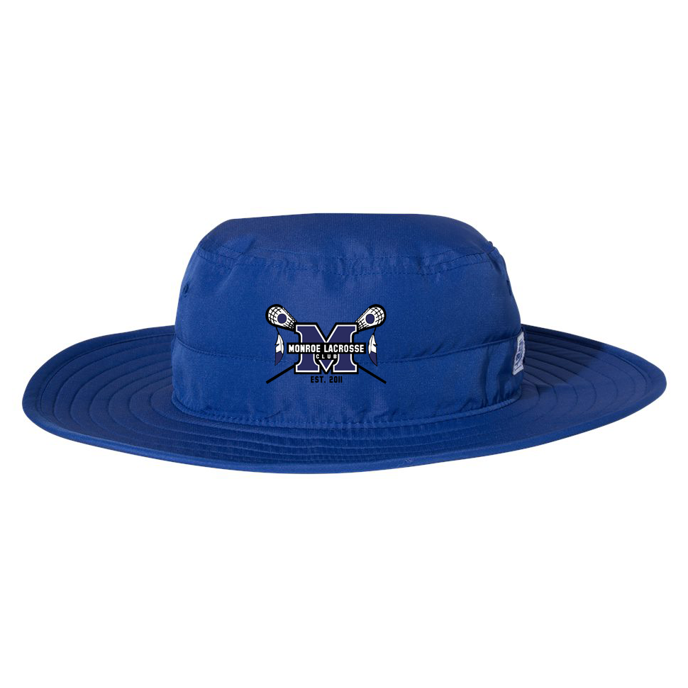 Monroe Braves Bucket Hat