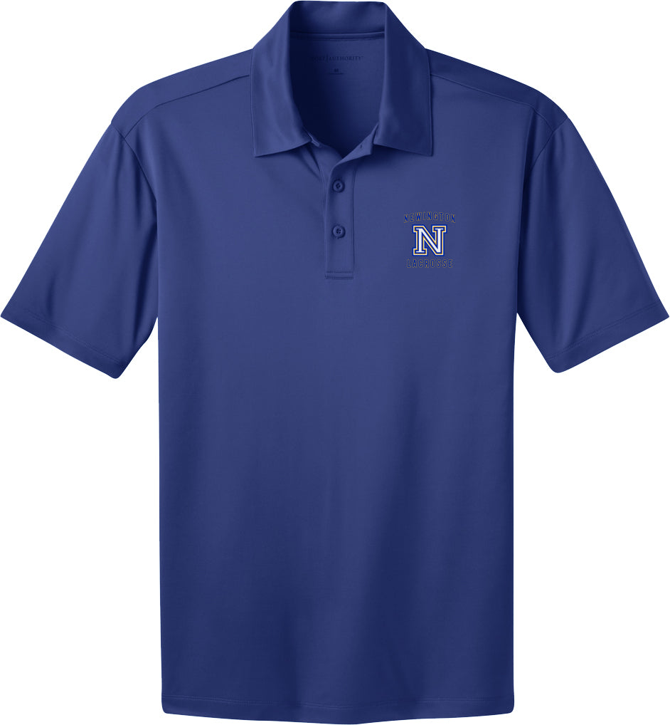Newington Lacrosse Royal Polo