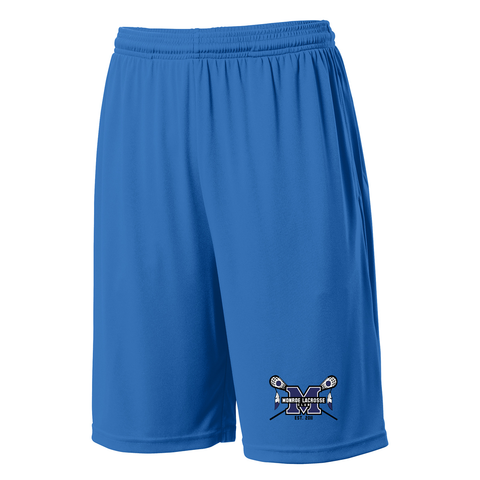Accompsett Middle School Royal Shorts