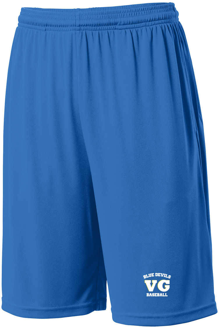 Blue Devils Baseball Shorts