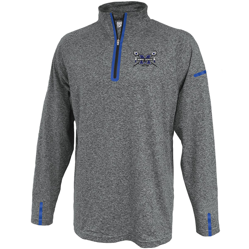 Monroe Braves Team Quarterzip