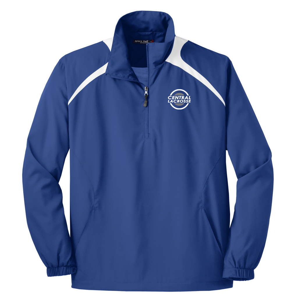 Central Girls Lacrosse Unisex Quarterzip