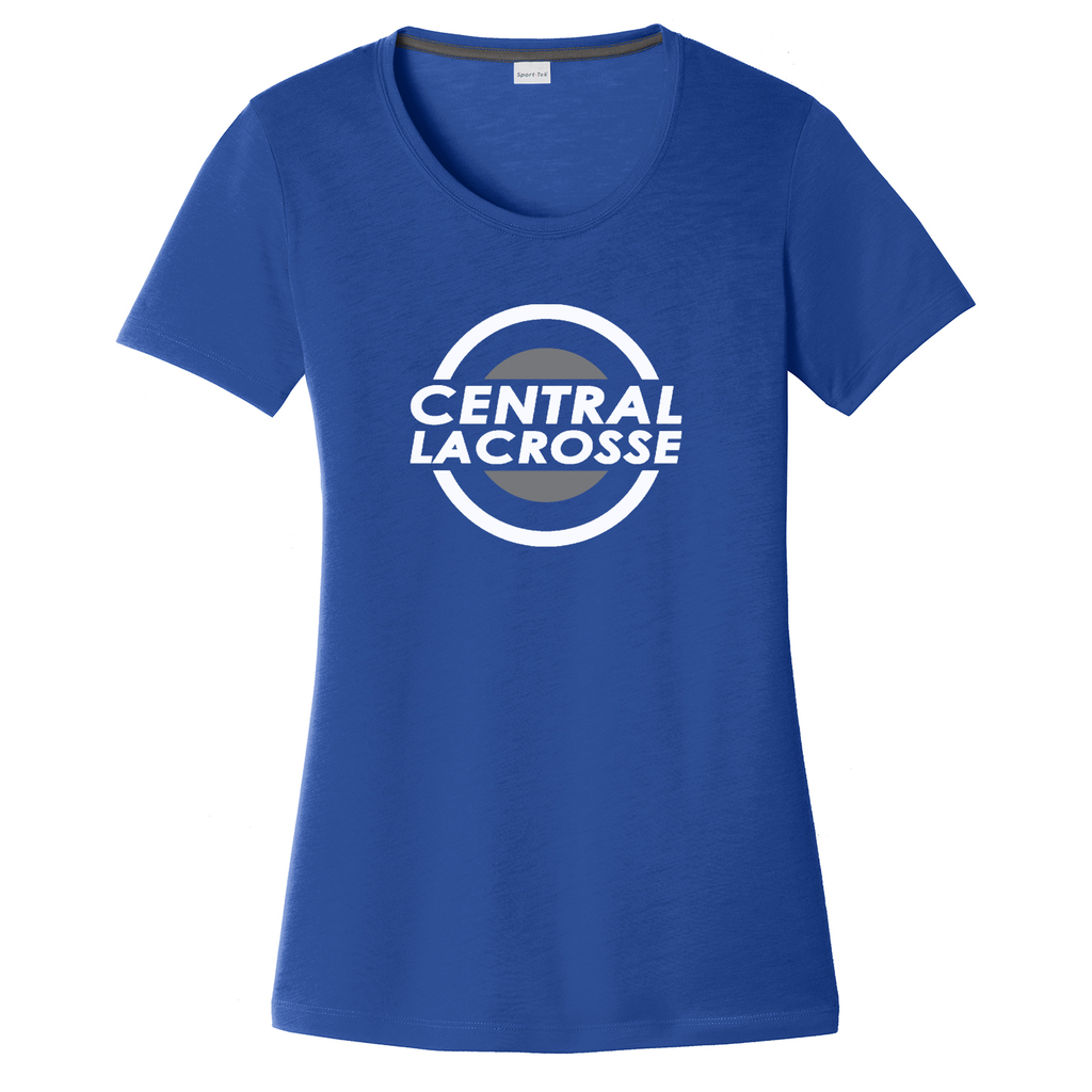 Central Girls Lacrosse Women's CottonTouch Performance T-Shirt