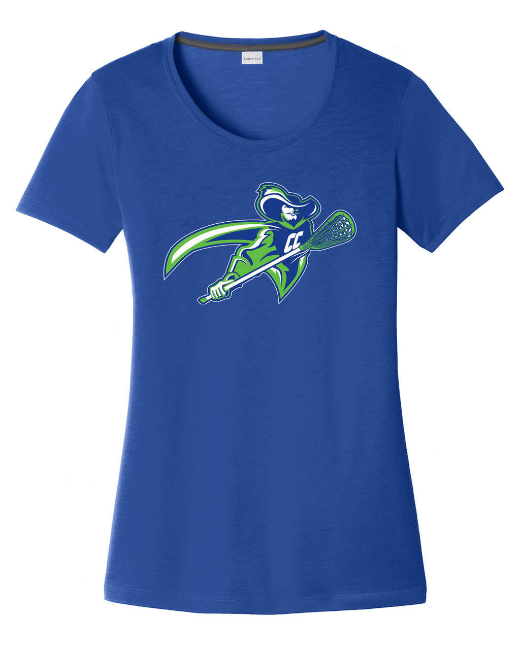 Cavaliers Lacrosse Women's CottonTouch Performance T-Shirt