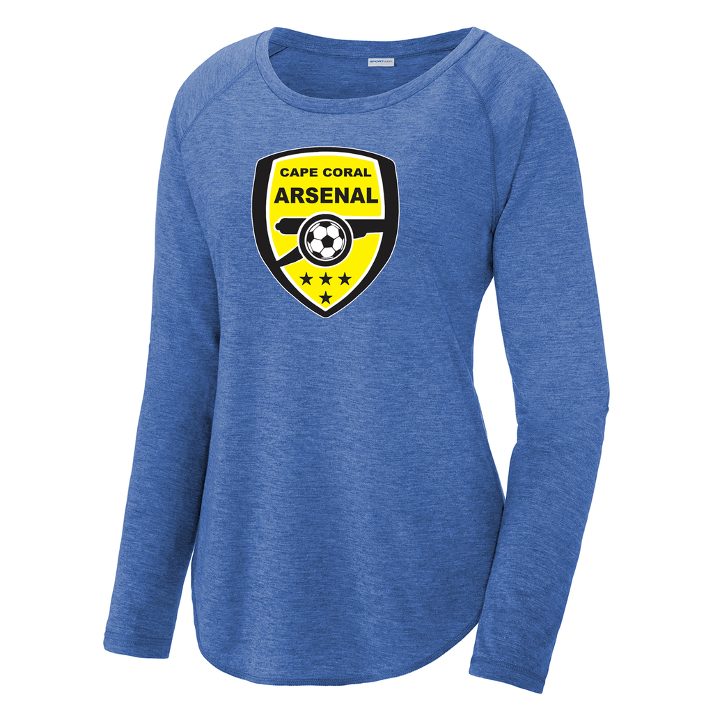 Cape Coral Arsenal Women's Raglan Long Sleeve CottonTouch