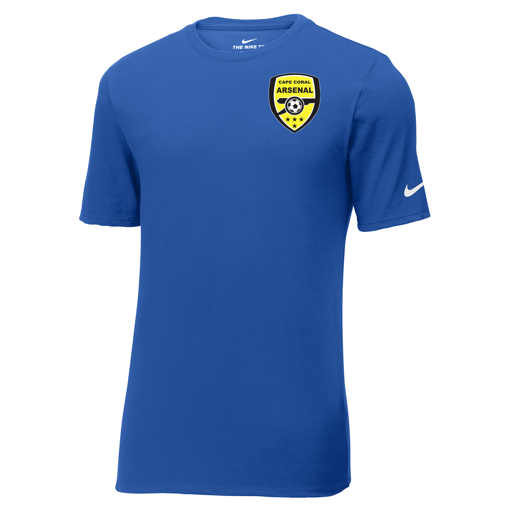Cape Coral Arsenal Nike Core Cotton Tee